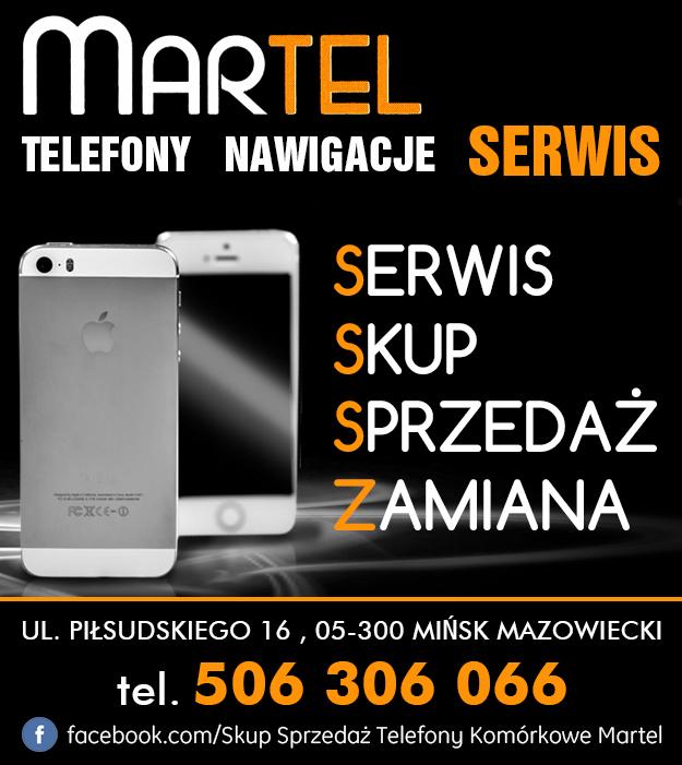 c07c408cf7e71d MARTEL Telefony - Nawigacje - Serwis MIŃSK MAZOWIECKI telefony ...